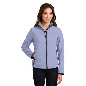 Port Authority� Ladies' Glacier� Soft Shell Jacket