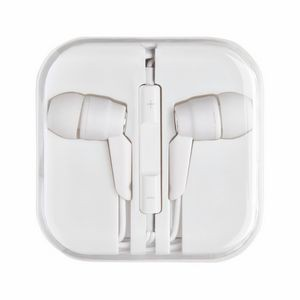 High Quality Stereo Earphones w/Microphone