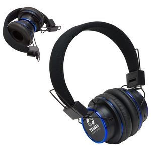 Top Sound Noise Cancellation Wireless Folding Headphones